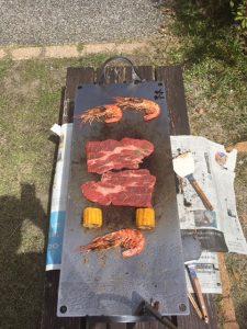 170511_BBQ鉄板2