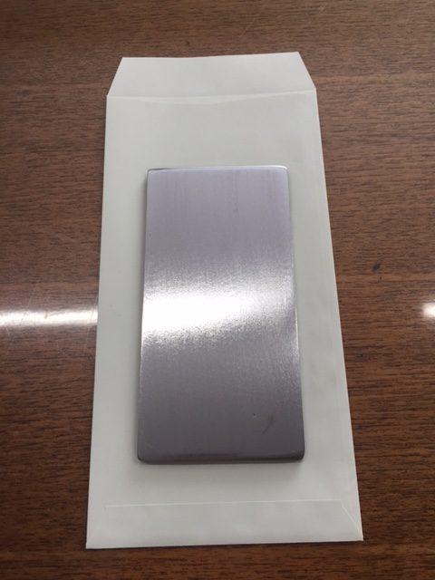 耐候性鋼板 ARU-TEN®(アルテン)のサンプル入手