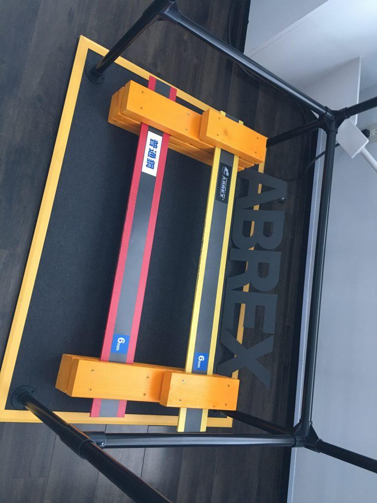 2018 耐摩耗鋼板 ABREX社内展示品